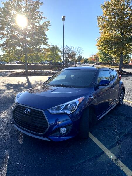 Hyundai Veloster Turbo 6MT 2016