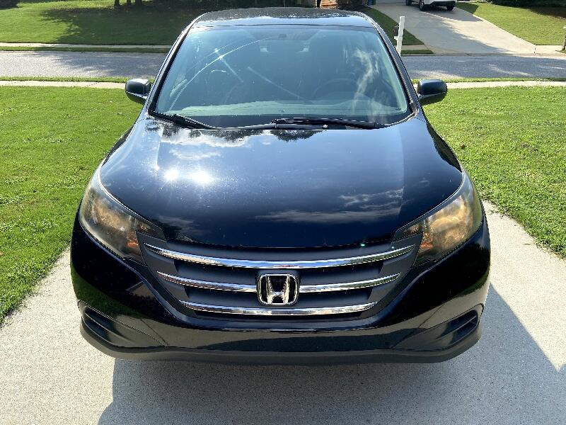 Honda CR-V LX 2WD 5-Speed AT 2013