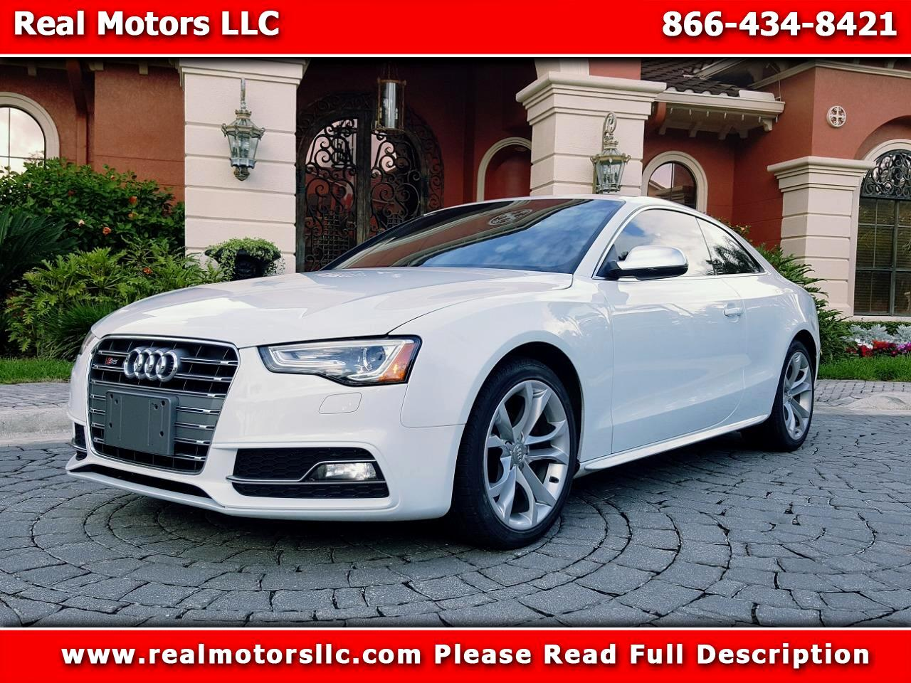 2017 Audi S5 Premium Plus, Technology, Sports Differential