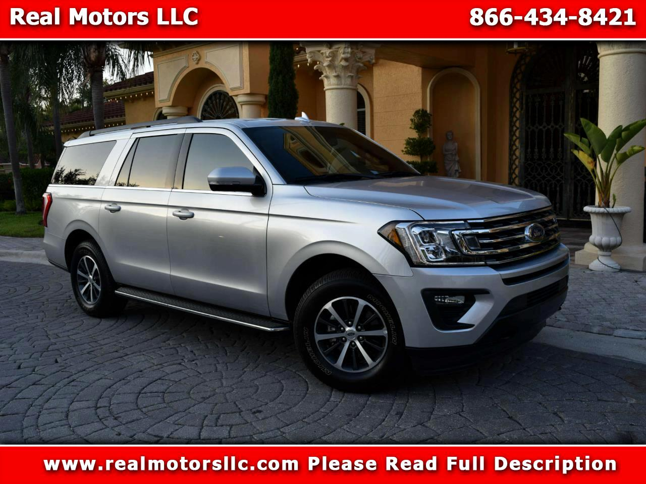 2018 Ford Expedition MAX XLT 2WD