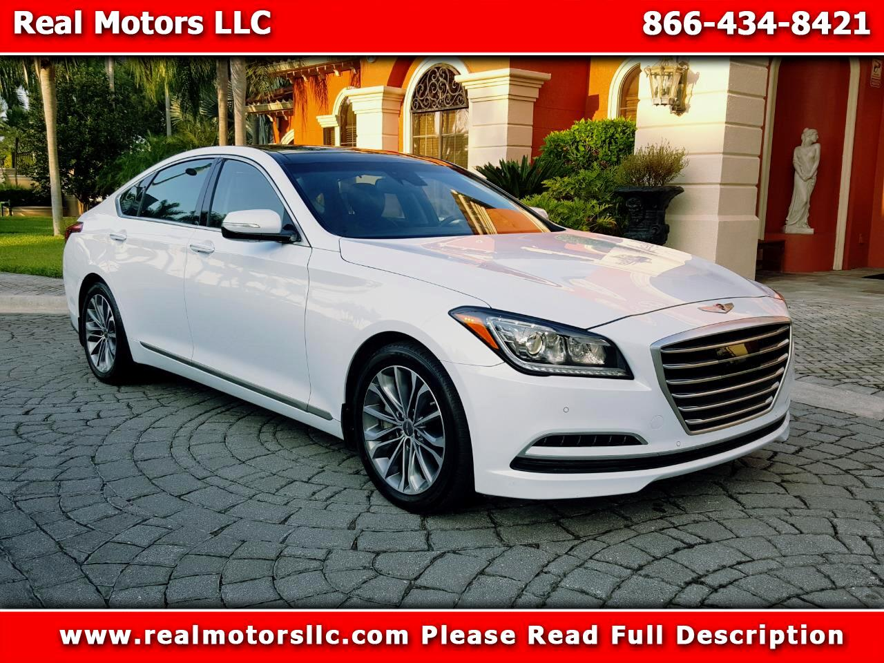 2015 Hyundai Genesis 3.8L Tech and Signature Packages