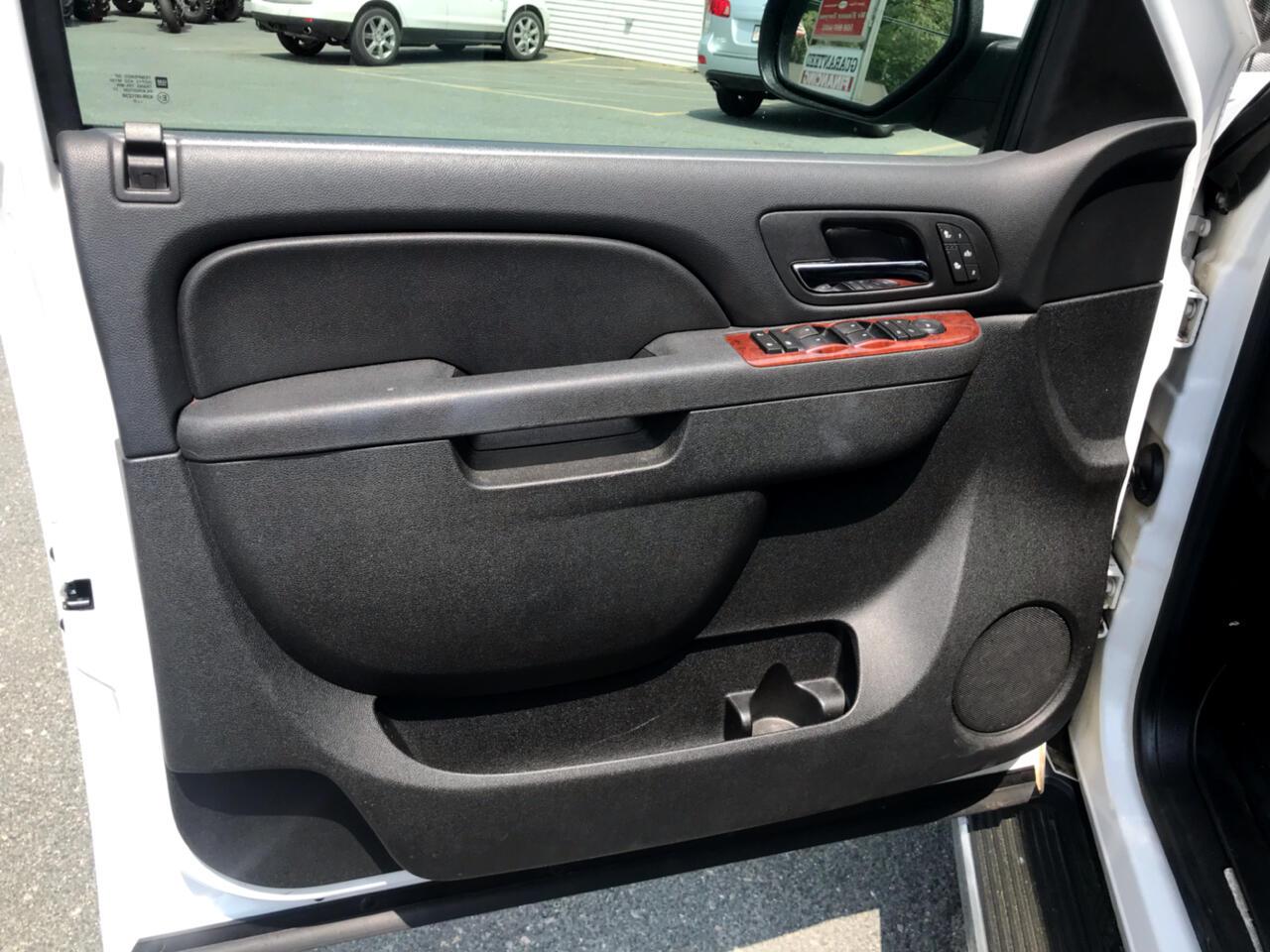 2010 Chevrolet Silverado 1500 LTZ Extended Cab 4WD