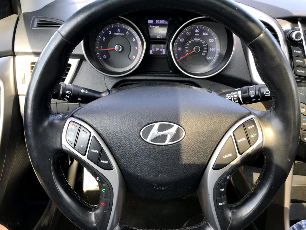 Hyundai Elantra GT A/T 2013