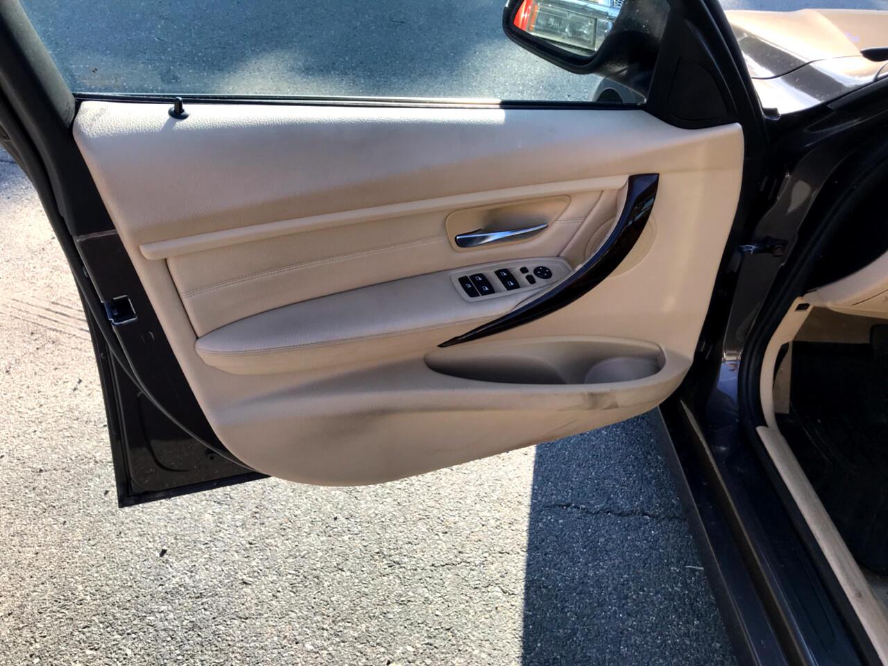 BMW 3-Series 328i xDrive Sedan 2013