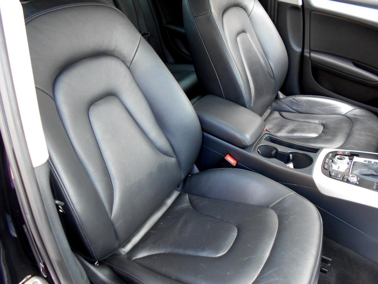 2014 Audi A4 2.0T Sedan quattro Tiptronic