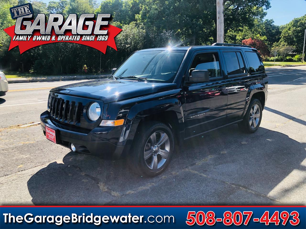 Jeep Patriot 4WD 4dr High Altitude 2015