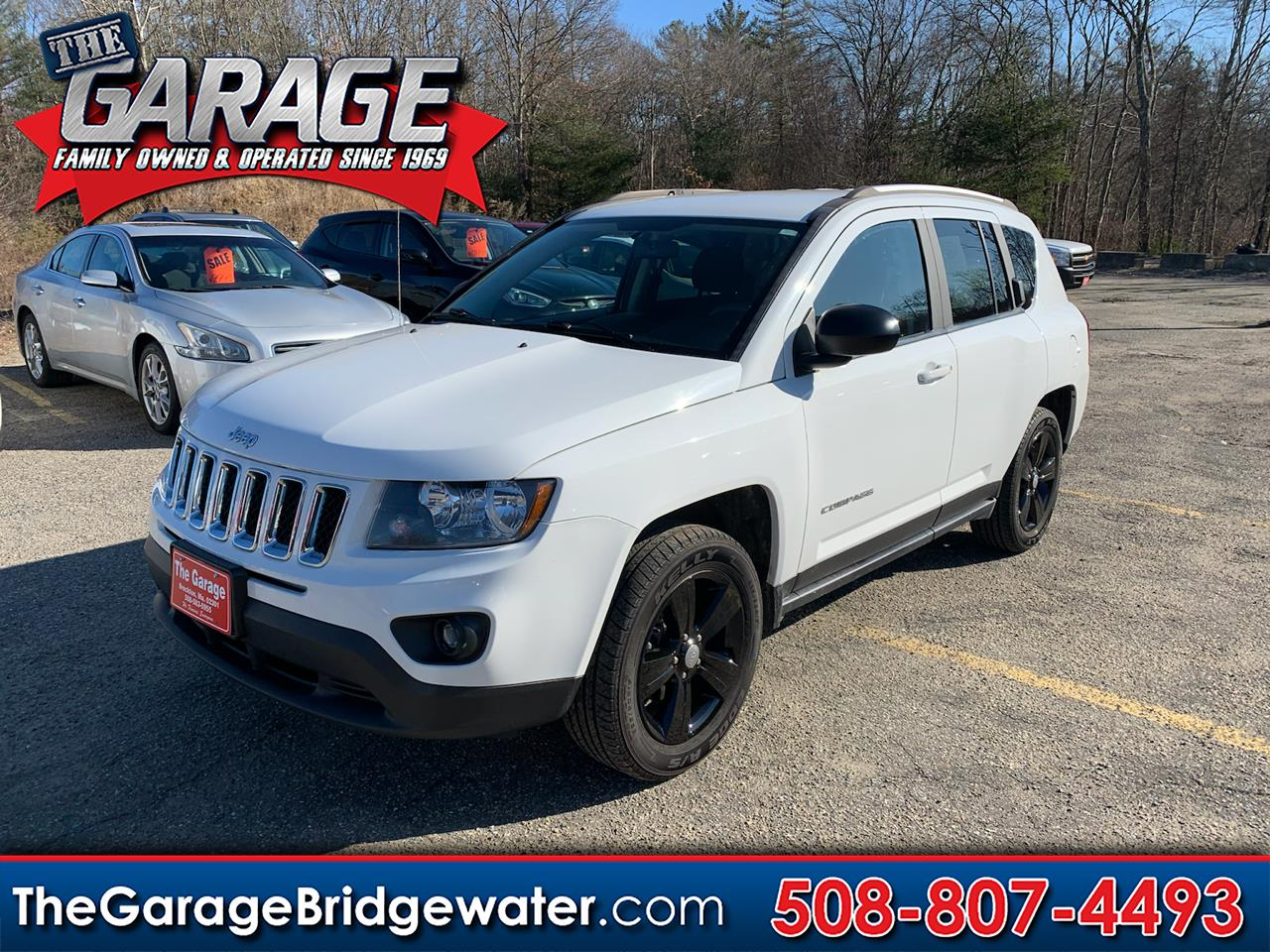 Jeep Compass Sport 4WD 2015