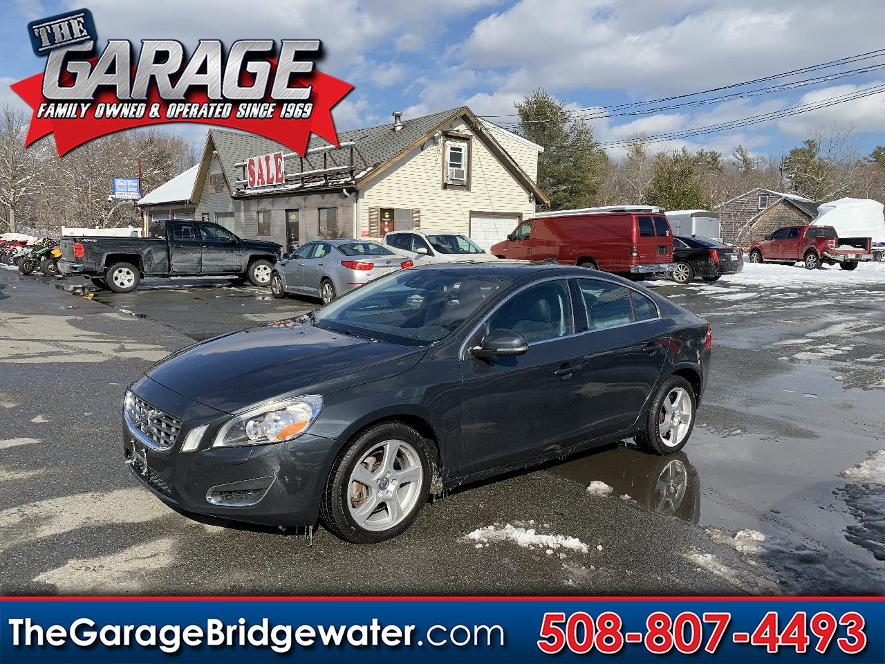 Used Volvo S60 Whitman Ma