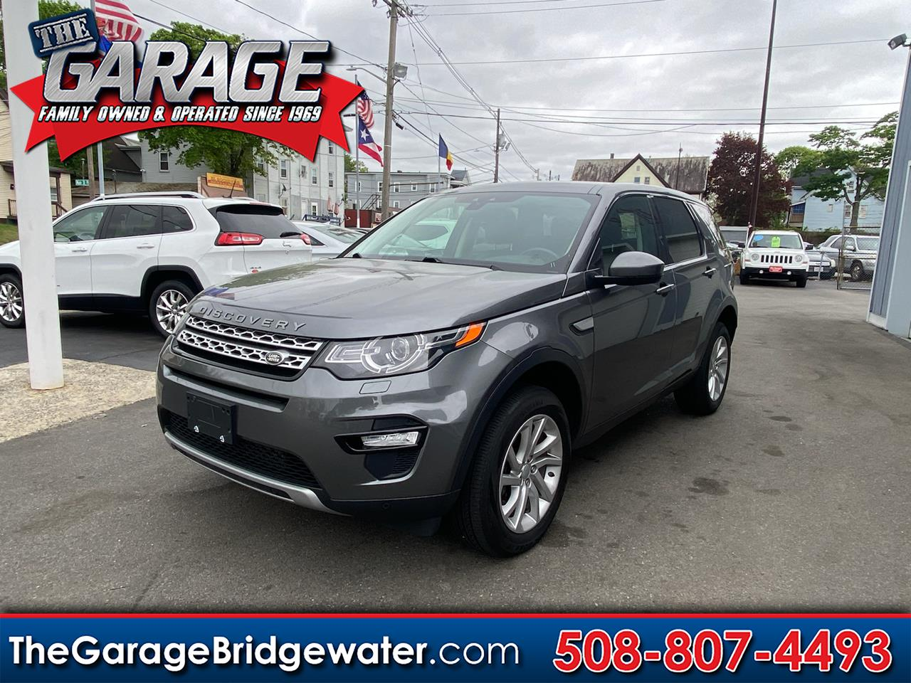 Land Rover Discovery Sport AWD 4dr HSE 2016