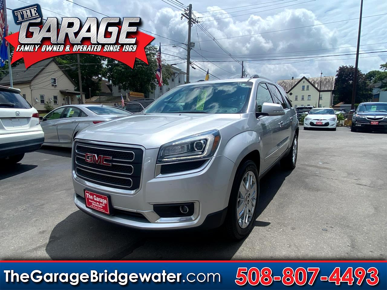 GMC Acadia Limited AWD 4dr Limited 2017
