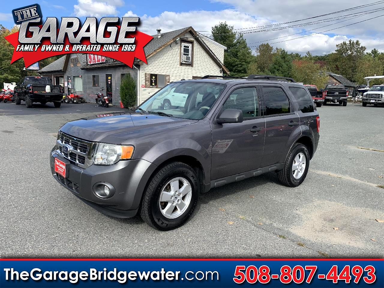 Ford Escape 4WD 4dr XLT 2010