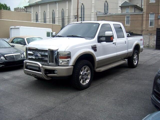 2008 Ford F-350 SD King Ranch Crew Cab 4WD