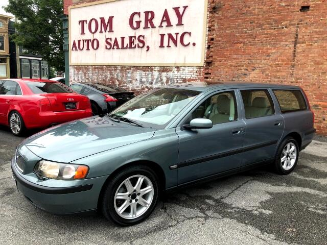 Used 2004 Volvo V70 For Sale In Louisville Ky 40204 Tom Gray Auto Sales