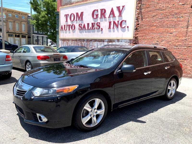 2011 Acura TSX 5-Spd AT