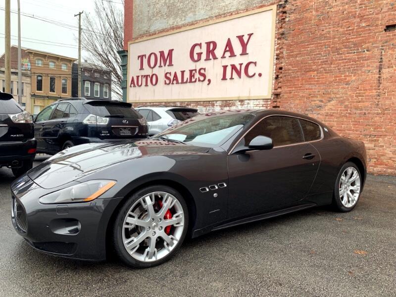 2010 Maserati GranTurismo S Automatic