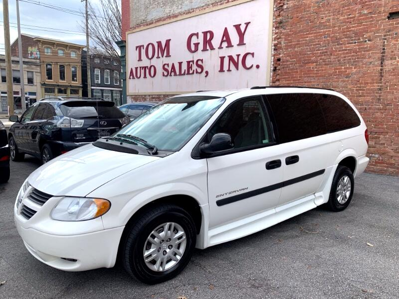 2005 Dodge Grand Caravan Handicap Accessible