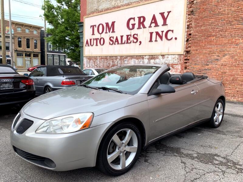 Pontiac G6 For Sale >> Used 2007 Pontiac G6 In Louisville Ky Near 40204
