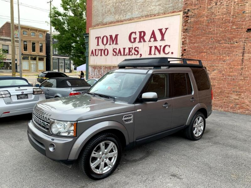 Land Rover Louisville >> Used 2011 Land Rover Lr4 For Sale In Louisville Ky 40204 Tom Gray