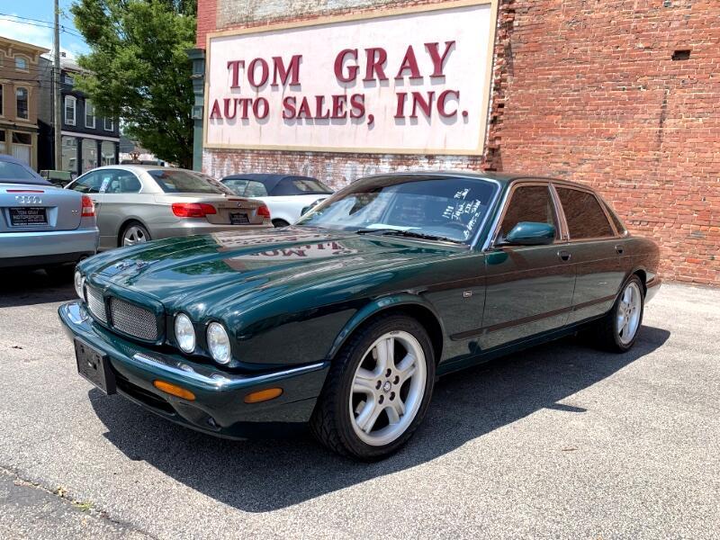 1998 Jaguar XJ Sedan XJR