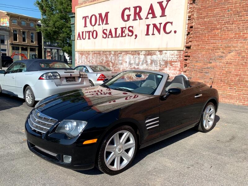 Chrysler Crossfire Roadster Limited 2006