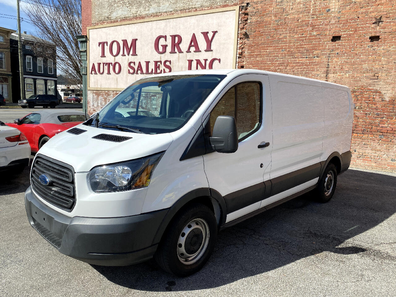 Ford Transit 150 Van Low Roof 60/40 Pass. 130-in. WB 2015