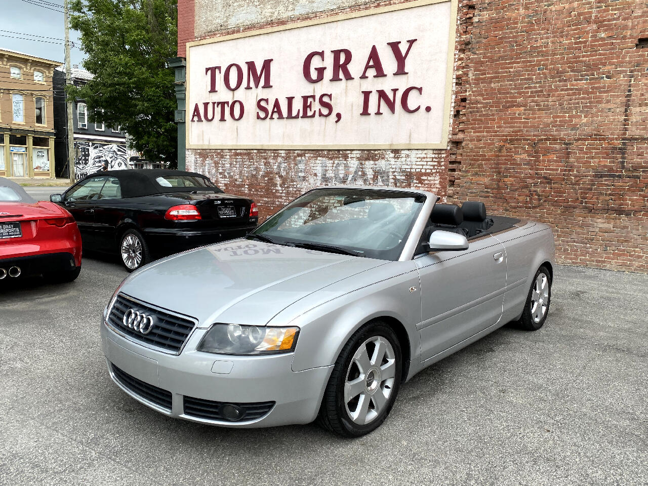 Audi A4 1.8T Cabriolet 2006