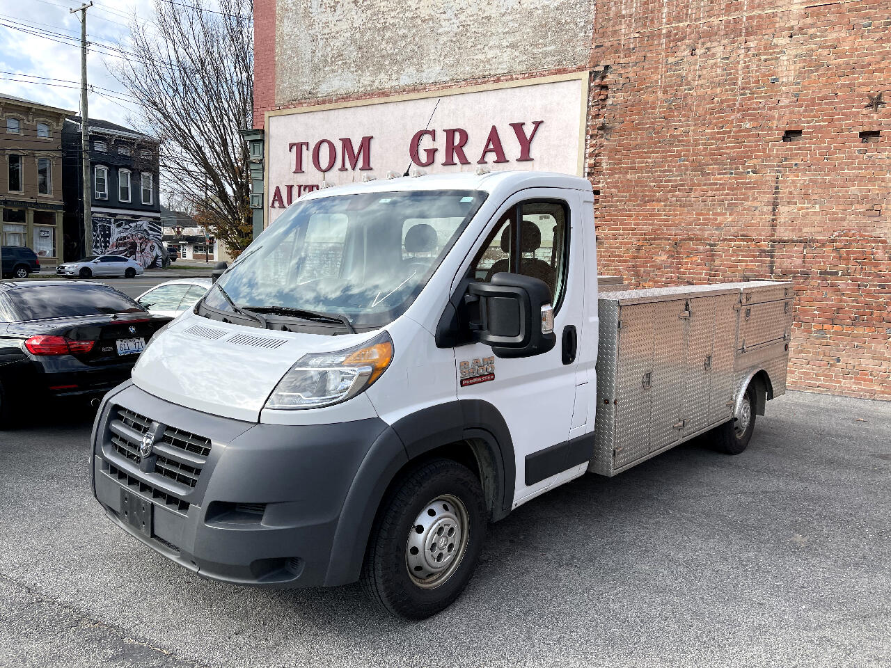 RAM Promaster 3500 Standard Roof Tradesman 159-in. WB 2014