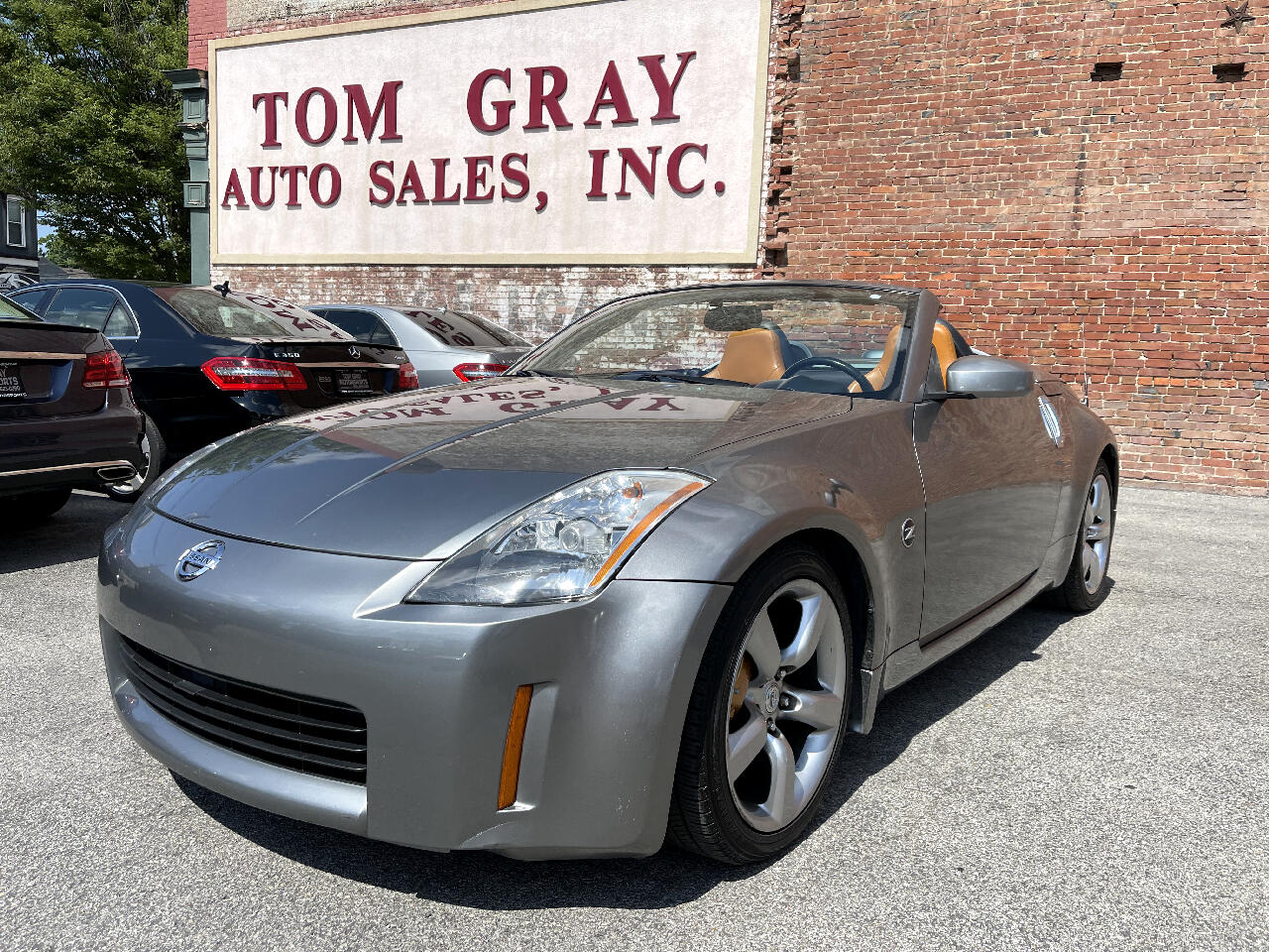 Nissan 350Z 2dr Roadster Grand Touring Manual 2005
