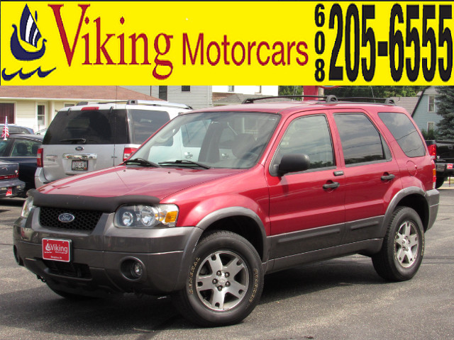 2005 Ford Escape XLT 4WD Sport