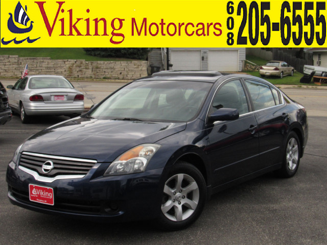 2009 Nissan Altima 2.5 SL Sedan