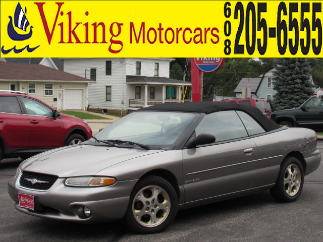 1999 Chrysler Sebring 2dr Convertible JXi
