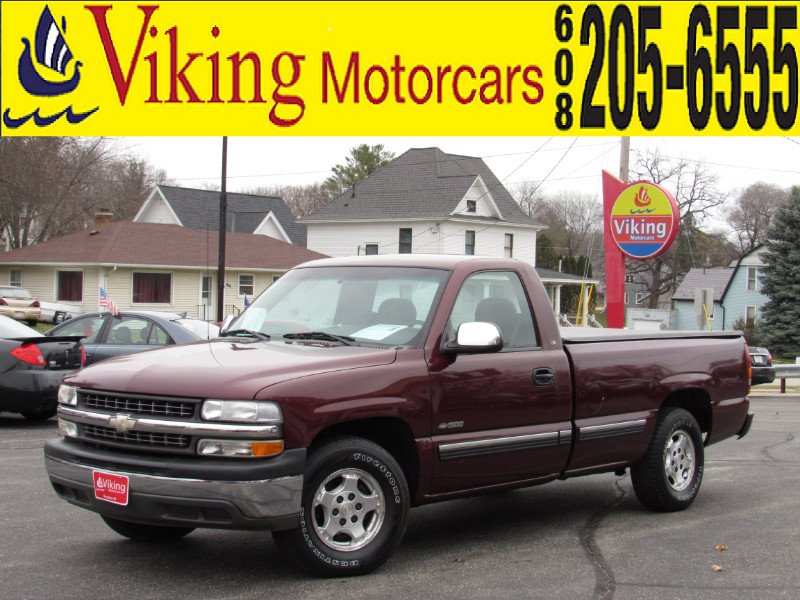 2001 Chevrolet Silverado 1500 Long Bed 2WD