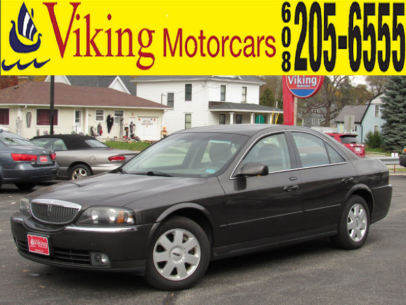 2005 Lincoln LS V6 Luxury