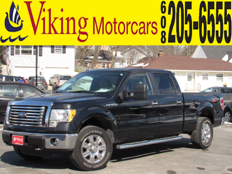 "2010 Ford F-150 4WD SuperCrew 139"" XLT"