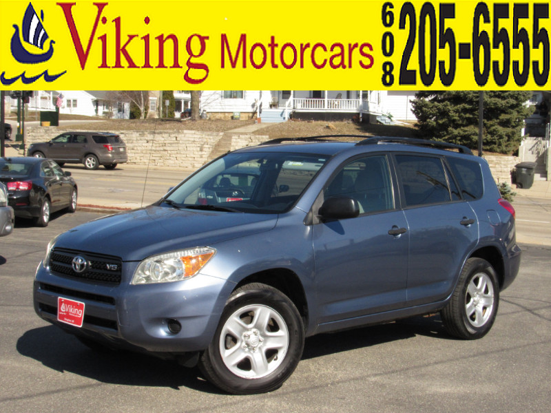 2007 Toyota RAV4 4WD 4dr V6 5-Spd AT (Natl)