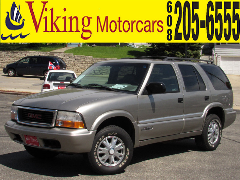 1999 GMC Jimmy SLT 4-Door 4WD