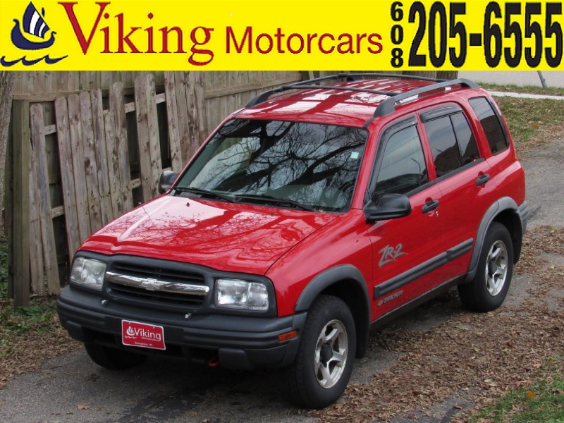 Chevrolet Tracker ZR2 4-Door 4WD 2003