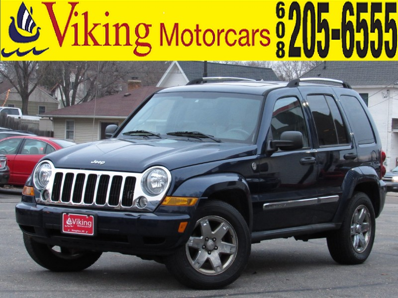 Used 2006 Jeep Liberty In Stoughton Wi Auto Com 1j4gl58k56w238502