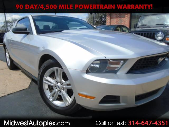 2012 Ford Mustang Premium Coupe
