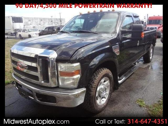 2010 Ford F-350 SD Lariat SuperCab Long Bed 2WD