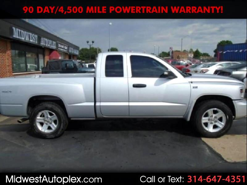 2011 Dodge Dakota 4WD Ext Cab Bighorn/Lonestar