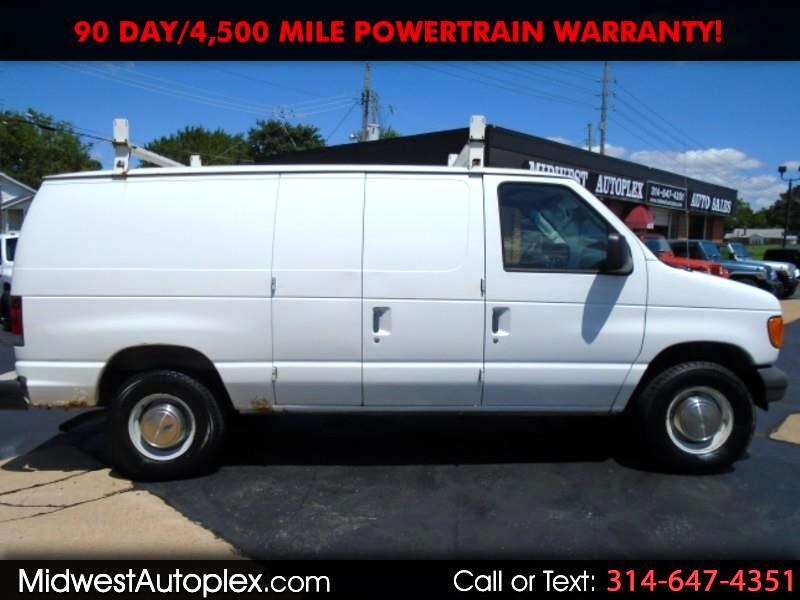 Ford Econoline E250 HD Super 2003