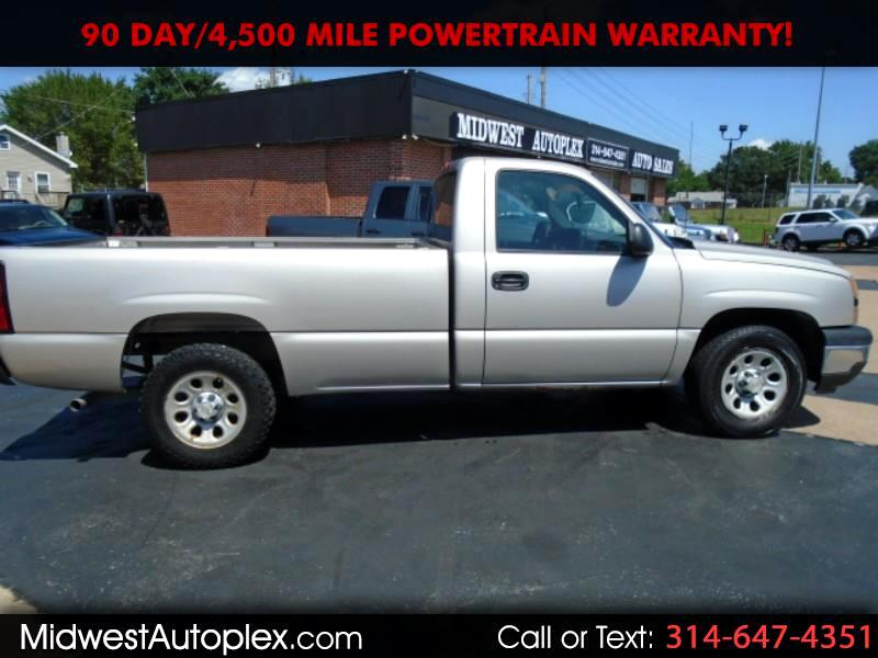 2007 Chevrolet Silverado Classic 1500 LS Long Box 2WD