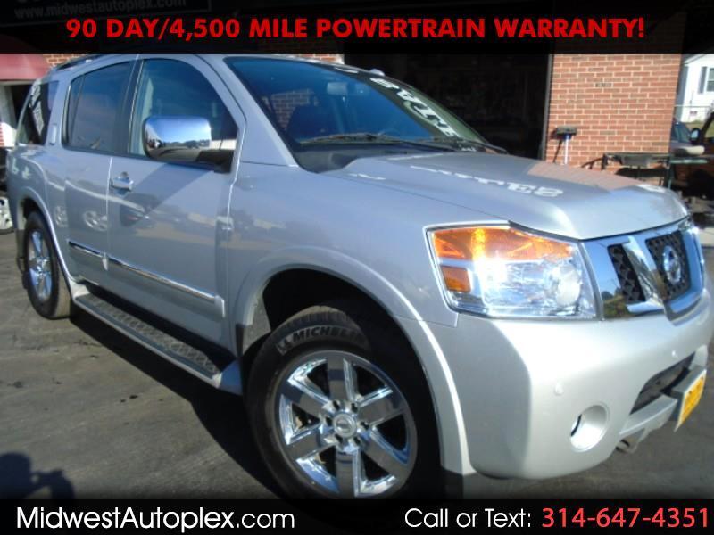2010 Nissan Armada 4WD 4dr Platinum *Ltd Avail*