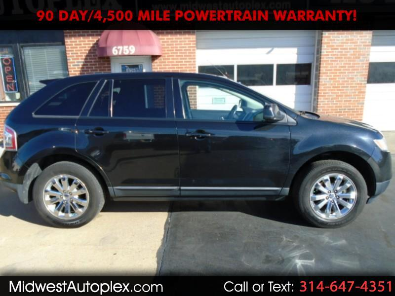 Ford Edge FWD 4dr SEL PLUS 2010