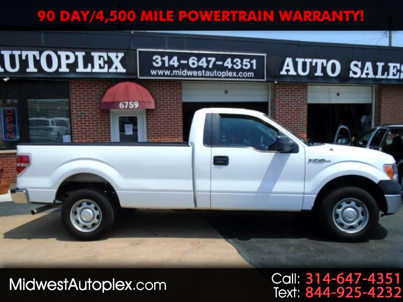 Ford F-150 XL Long Bed 2WD 2014