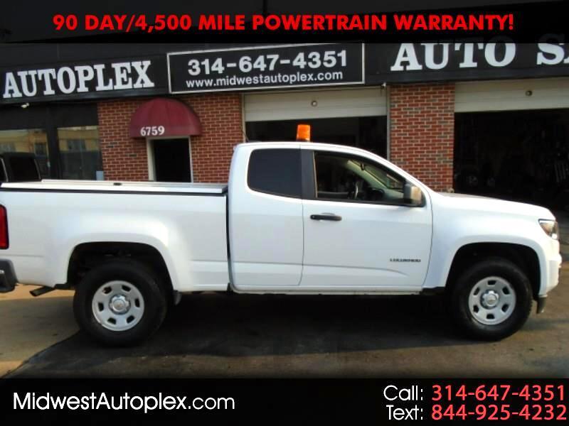 "Chevrolet Colorado 2WD Ext Cab 128"" Work Truck 2015"