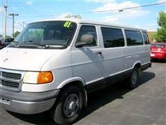 2001 Dodge Ram Wagon