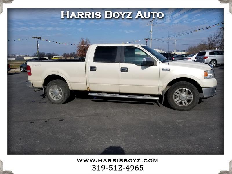 2008 Ford F-150 FX4 SuperCrew