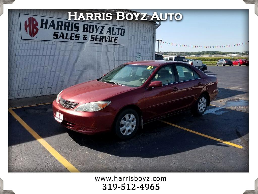 Toyota Iowa City >> Used 2002 Toyota Camry Le For Sale In Iowa City Ia 52246